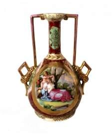 Josef Riedl Royal Vienna Vase