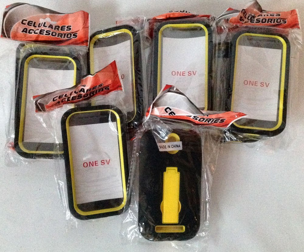 Lot/9 HTC One SV Phone Cases