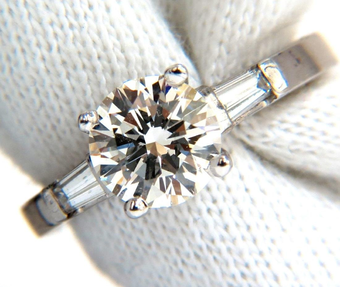 GIA 1.51ct. Round Brilliant Excellent cut diamond