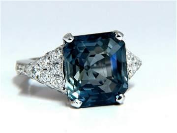 GIA Certified 13.33ct Natural No Heat Sapphire Diamond
