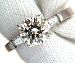 GIA 1.51ct. Round Brilliant Excellent cut diamond