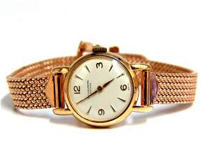 14kt IWC Ladies gold watch 14kt Vintage