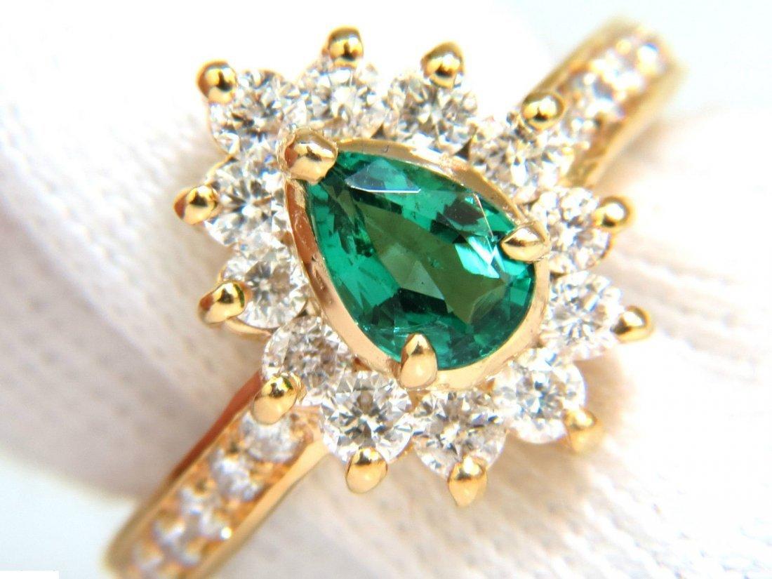 NATURAL 2.95CT PRIME NATURAL ZAMBIA EMERALD DIAMOND