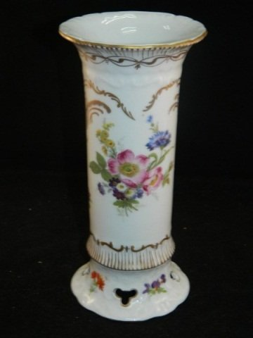 19: Paris Rose Porcelain Vase