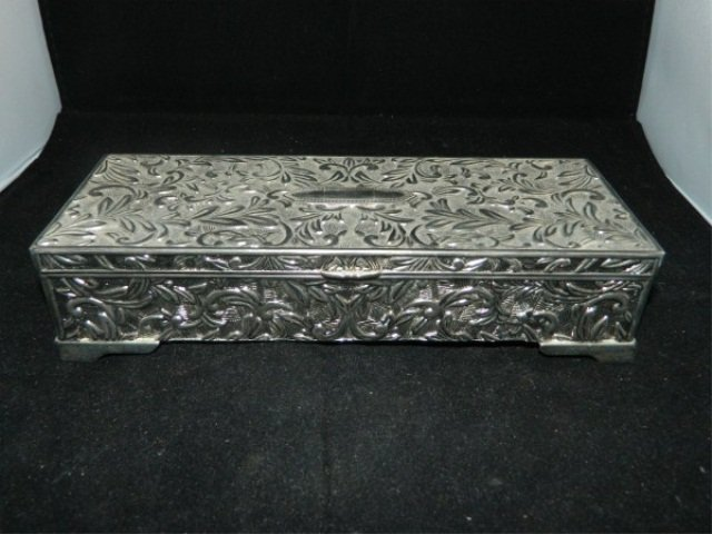 20: Godinger Silver Dresser Box