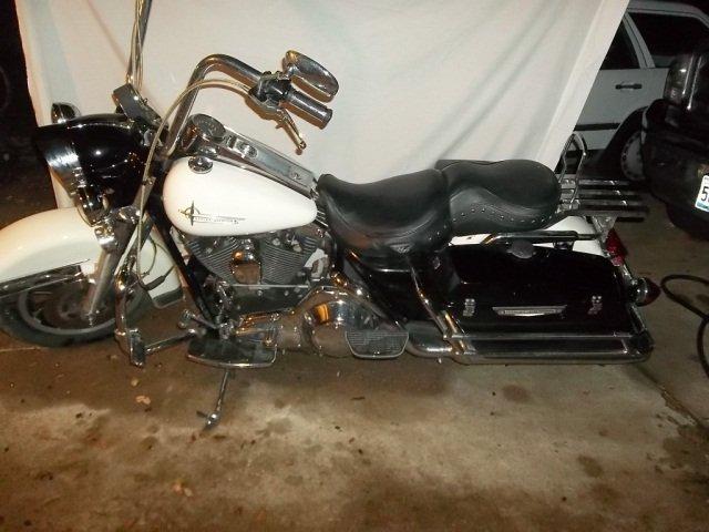 1998 Harley Davidson Road King FLH Police Special