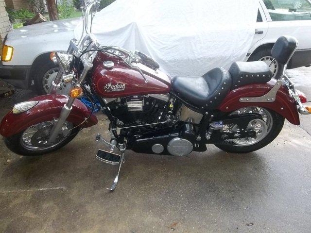 2001 Indian Spirit Motorcycle