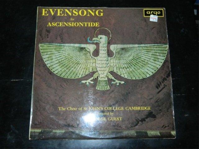 Ascensiontide Service - George Guest   LP