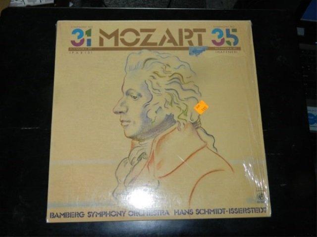 Mozart : 31 & 35 - Isserstedt  LP