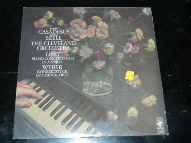 Liszt : Piano Concerto No. 2   LP