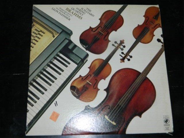 Brahms : Piano Quintet in F   LP