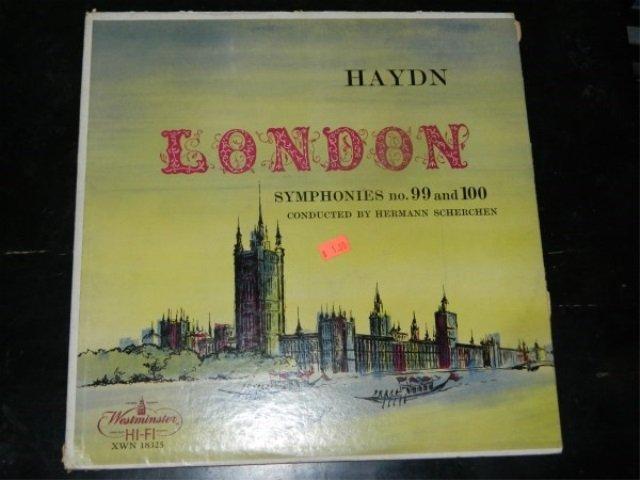 Haydn : Symphony Nos. 99 & 100   LP