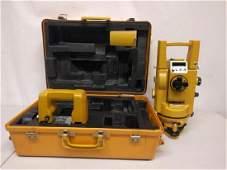 Topcon GPS2 Survey equipment