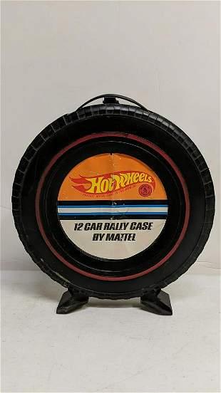 Rally 12 car Hotwheels case