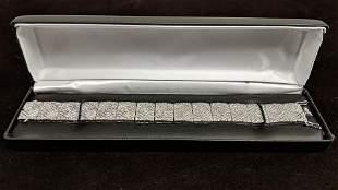 Diamond Custom made tennis bracelet