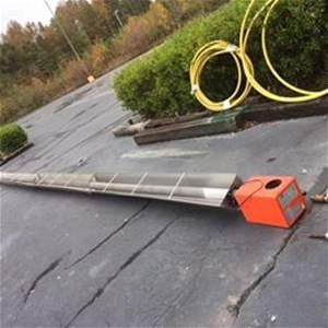 Schwank 10 to 40 Ft. . Propane Infrared Tube heater