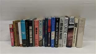 Box of 20 Military books
