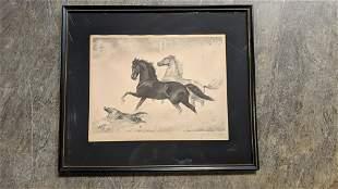 George Ford Morris Screen print