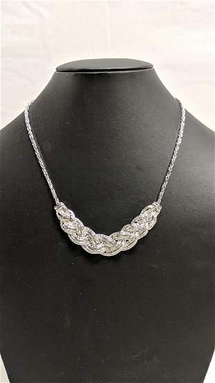 Diamond Large Necklace