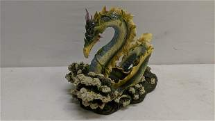 Swamp Dragon Figurine in original Box