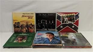 25 33 1/3 RPM records