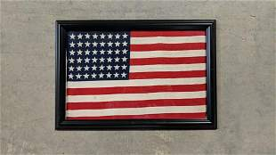 48 Star US Flag WWII