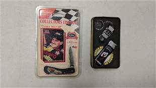 Allison and Earnhardt Collectibles