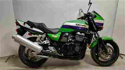 1999 Kawasaki ZRX 1100 motorcycle
