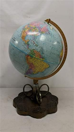Replogle world globe