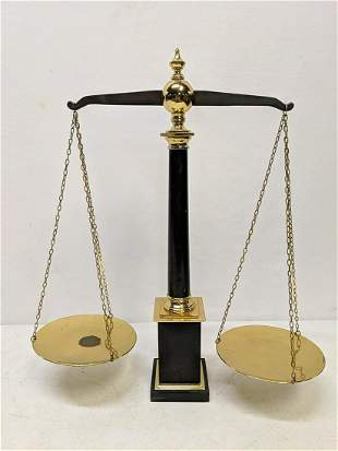 Set of justice Scales
