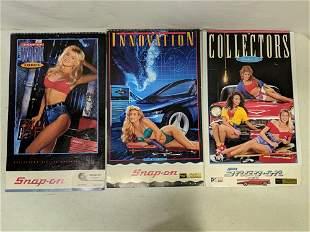 1992, 1993, 1994 Snap on Calendars