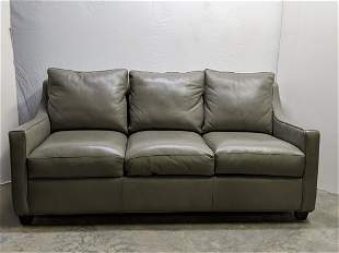 Bradford - Young USA leather sofa - Envision Line