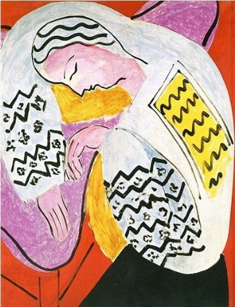 "Signed Limited Edition Henri Matisse ""The Dream"""