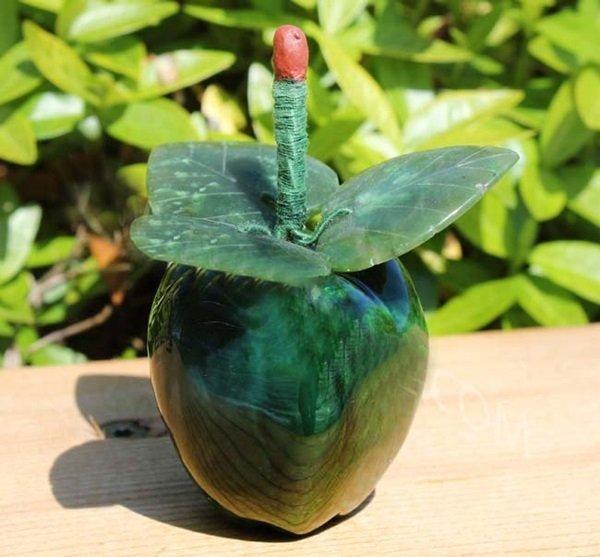 Beautiful Jade Apple