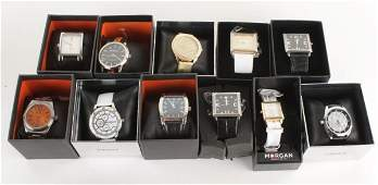 A collection of four Ben Sherman gentlemans watch