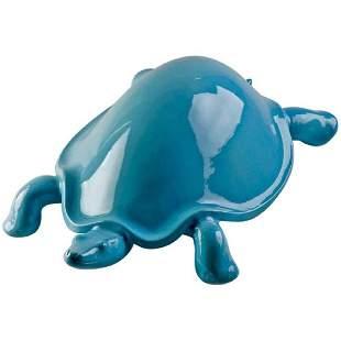 U La Pietra Tartaruga Ceramic Sculpture by Superego