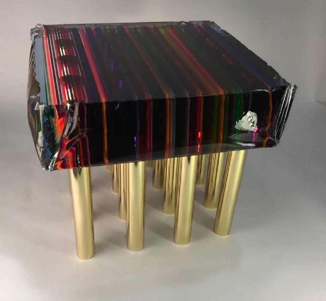 Rainbow Coffee Table by Studio Superego - 3