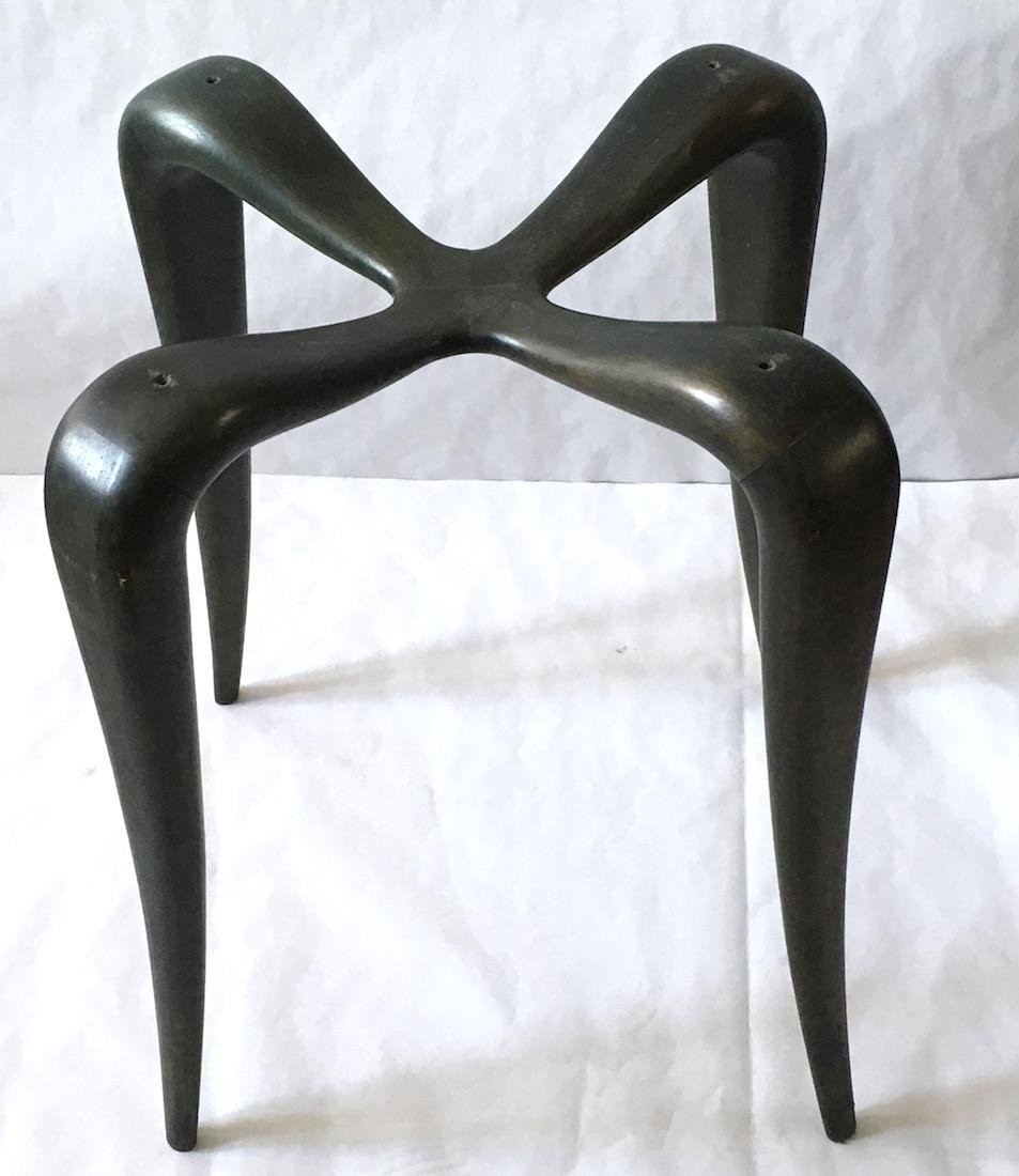 Coffee Table, 1950, in the style of Borsani. - 2