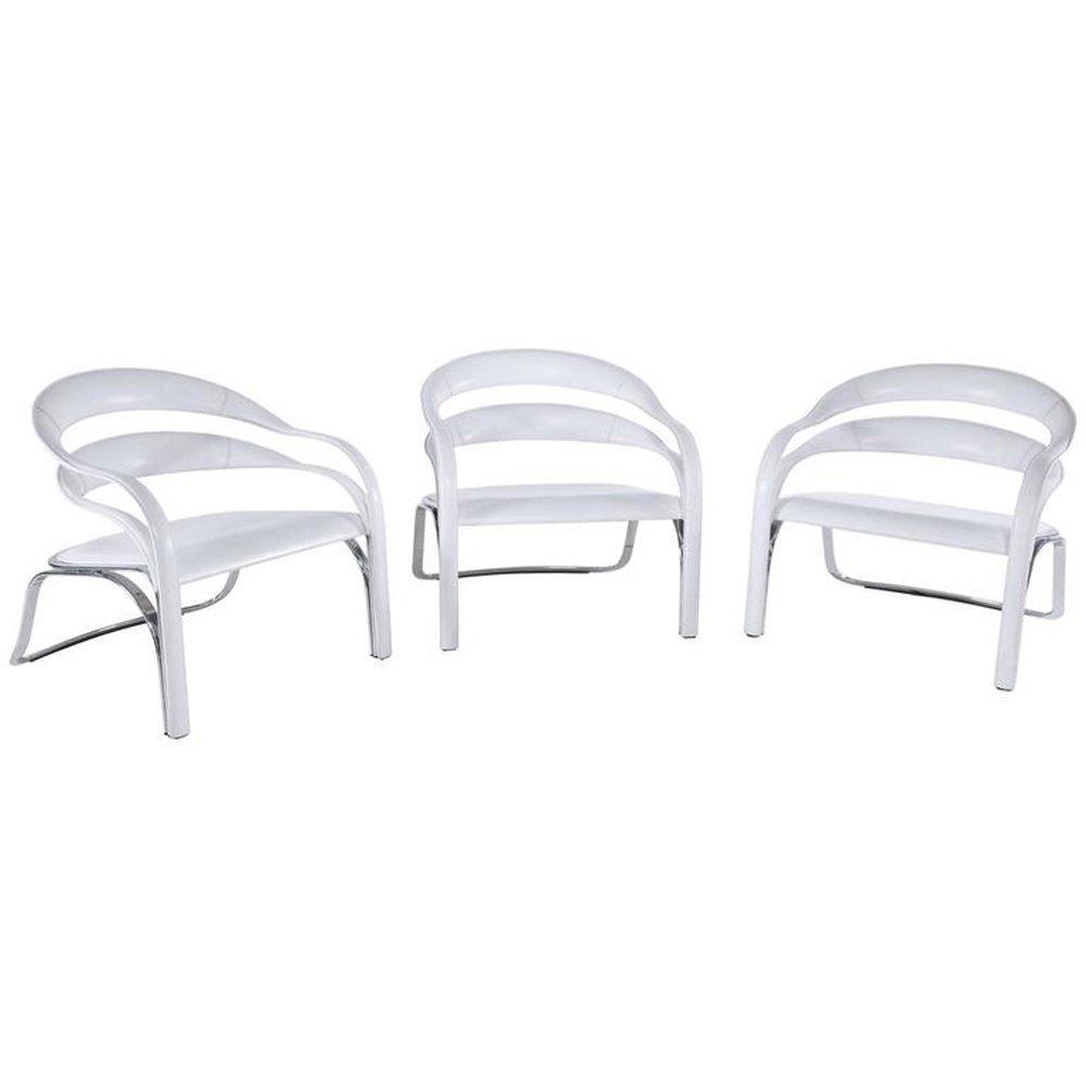 Vladimir Kagan Chairs Model Fettuccini W Fasem
