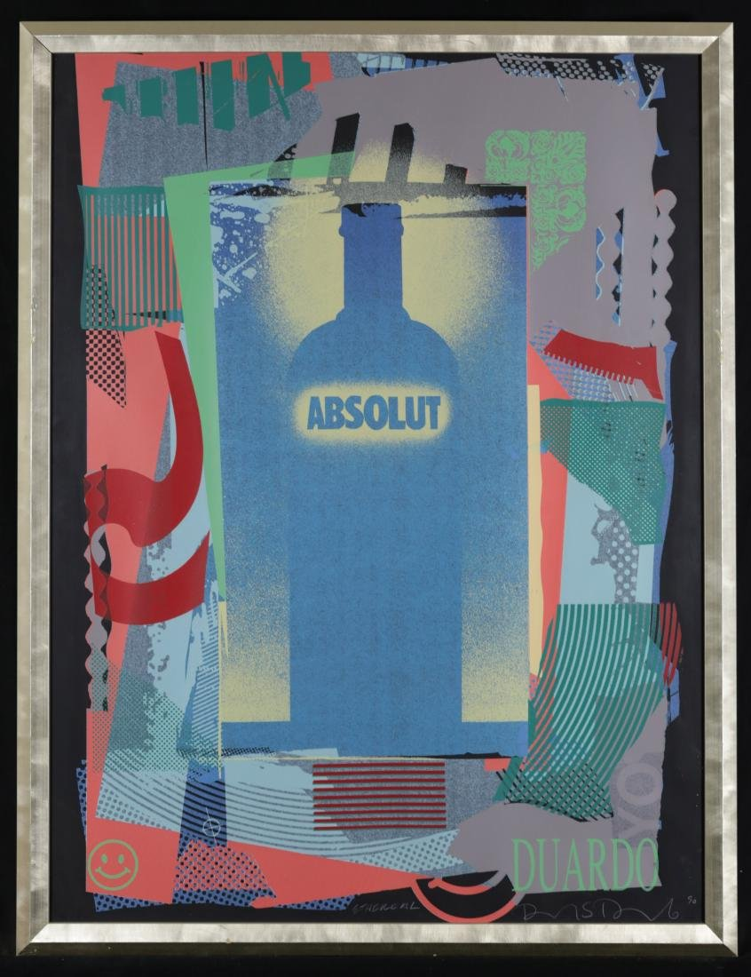 Absolut Duardo Ethereal