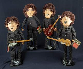 The Beatles soft Applause Dolls