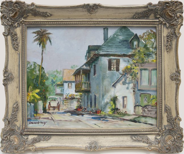 Emmett Fritz, Fatio House w/Anthony Thieme Studio
