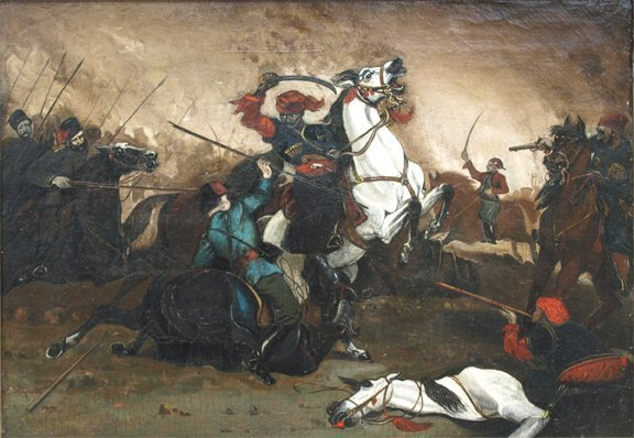 Russian-Circassian War (Caucasian war)18th Century