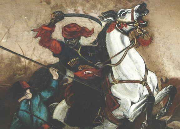 Russian-Circassian War (Caucasian war)18th Century - 2