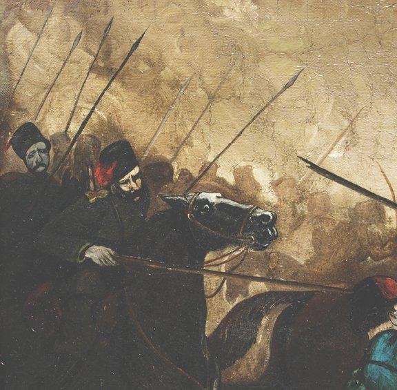Russian-Circassian War (Caucasian war)18th Century - 3