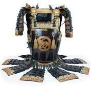 Yuki No Shita Dou, Samurai Armor
