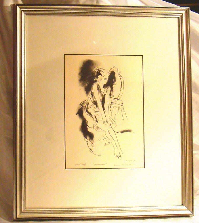 Vance Mitchell Print