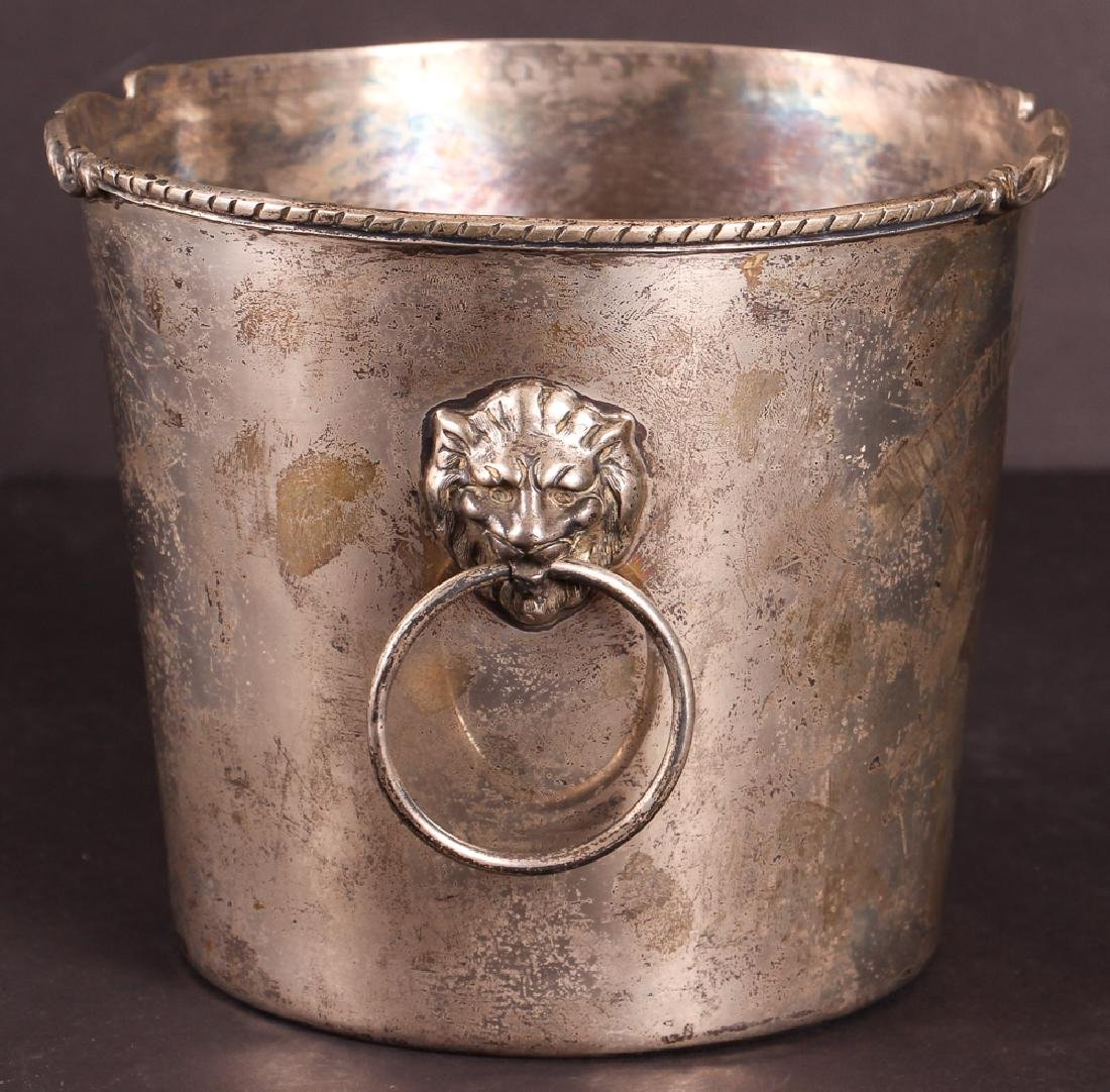 Monterrey Country Club Sterling Silver Ice Bucket - 2