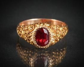 Victorian 14k Gold Ring