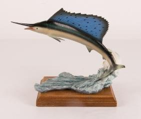 Boehm Porcelain Sailfish